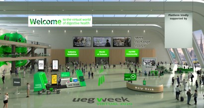 UEG Week Virtual 2020 Platform