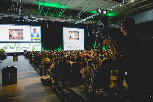 UEG Week Opening Session