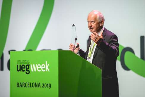 Peter Malfertheiner - UEG Lifetime Achievement Awardee