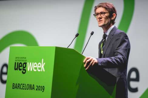 William Waddingham - UEG Top Abstract Awardee