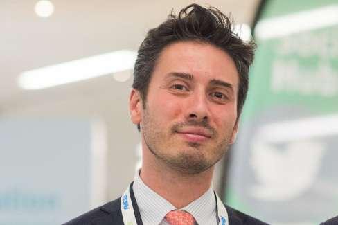 Gianluca Ianiro, Italy