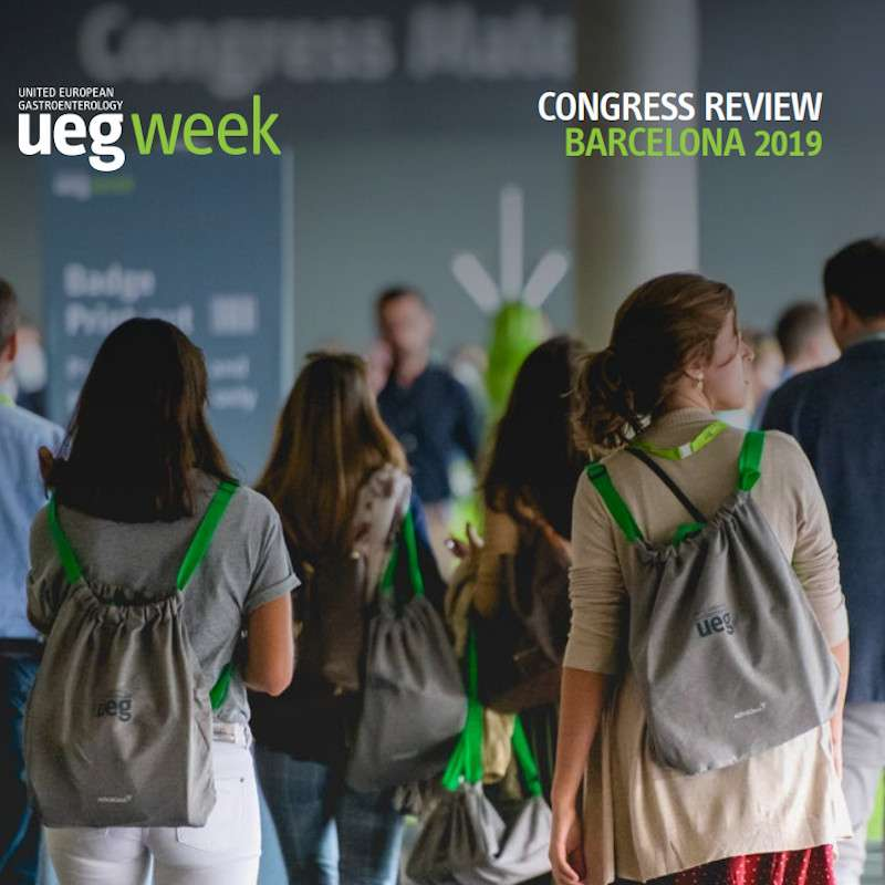UEG Week 2019 Congress Review